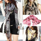BOHO Style Soft Wrap SCARF/SHAWL Beach Sarong Cover Up  AU SELLER sc044
