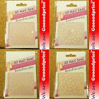 3D Nail Art Seal Beautiful Flowers Nail/Toe Sticker Pack Party Lady 01-1720