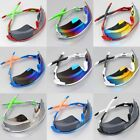 Bike Bicycle Cycling Riding Sports UV400 Protective Sunglasses Goggles Glasses