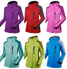 NEW Women Lady Trendy Good Waterproof Breathable Jacket Ski Outdoor Jacket