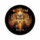 MOTORHEAD Sew On Back Patch/Patches NEW OFFICIAL. 13 designs to choose from