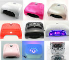 NEWEST Detachable 36W LED Nail Lamp Best Gel Polish Curing Nail Art Dryer light