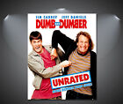 Dumb And Dumber Vintage Movie Poster - A1, A2, A3, A4 Sizes Available