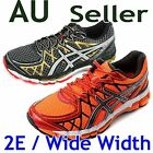 ASICS GEL KAYANO 20 mens 2E Wide Fit RUNNING SHOES _ 2 colours