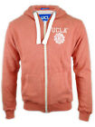 UCLA Mens Orange Sloan Hoodie Uk Size S - XXL RRP £50 Free Uk P&P