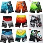 Mens Quicksilver Surf Board Shorts Pants Swimming Beach Shorts Sz 30 32 34 36 38