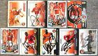 Signed CHARLTON ATHLETIC Cards Match Attax Shoot Out Panini Ambrose Lisbie Perry