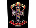 GUNS N ROSES GnR bullet for my valentine KREATOR - OFFICIAL SEW ON BACKPATCH