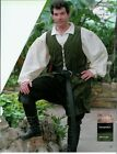 Renaissance Long length Vest in 3 colors in Size Small to 2XLarge