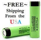 NEW * PANASONIC NCR18650B * Super Max 3.7v. 18650 Battery 3400mAh