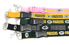 NFL Green Bay Packers Lanyard Keychain ID Holder on eBay