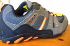MENS GROUNDWORK STEEL TOE CAP SAFETY WORK TRAINERS LEATHER UK 7 - 11   ( GW400 )