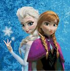 Counted Cross Stitch Pattern or kit, Disney Princess, Elsa and Anna, Frozen