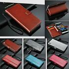 Luxury Flip Wallet Card PU Leather Case Cover Skin Stand For New HTC Desire 816