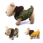 Brand New Handsome Cute Warm NO.76 Coat Jacket Clothes Vest for Dog Puppy AH3112