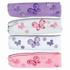 Headband for Babies Butterfly Wide Bandeau Hair Band With Diamantes Bling