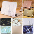 Matt Rubberized Hard Case Keyboard Cover For Macbook Air Pro 11 13 15'' White 13