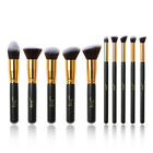 Jessup New Makeup Brush Set Cosmetic Foundation Blending pencil brushes Kabuki <br/> 100% Authentic Jessup foundation eyeshadow powder kit