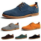 Hot Sell Men's Big Size Business Casual Shoes Genuine Leather Lace Up Loafers
