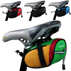 NWT Hot OUTDOOR Riding Bike Bicycle Panniers Saddle Pouch Key Mini Back Seat Bag