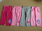 OFFICIAL PEPPA PIG GIRLS JOGGING BOTTOMS 4  DIFF DESIGNS AGES 3-9 YEARS BNWT