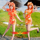 Love Live! August SR Kousaka Honoka Cheongsam Cosplay Costume Any Size