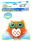 New! Kids' Instant Relief Reusable Gel Cold Ice Pack Boo-Boo Buddy - Boys Girls