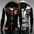 Mens Sleeveless Sports Shirts Gym Running Hoody Tops Hooded T-shirt Casual Vest