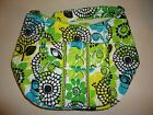 Vera Bradley Clare Hipster--Paisley Meets Plaid-Island Blooms-Lime's Up-Baroque