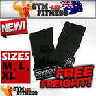 BOXING HAND WRAPS HANDWRAP GLOVES PAIR WRIST NEW UFC MMA MUAY THAI BANDAGES