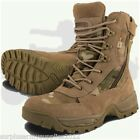 MILITARY SPECIAL OPS MTP BOOTS ZIP UP SIZE 4 - 12 MENS FISHING BRITISH ARMY