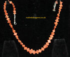 NECKLACE JEWELRY CHIP NATURAL GEM STONE ARTISAN DIWALI CHRISTMAS GIFT NECKLINE