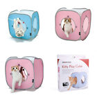 Brand New Sport Pet 2 Color Funny Cube Cat Kitten Combination Play Toys 0057