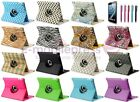 "New 9.7"" Device Rugged PU Leather Animal Pattern Case Cover for Apple iPad 2 3 4"