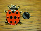 Ladybird Collectable pin badge. Lady bird. Lady bug lapel badge.