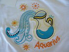 Girls GAP Astrology Birth Sign T Shirt AQUARIUS Age 2 BNWT