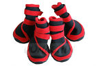Water Repellent Pet Dog Shoes Boots Protective All Sizes For Samoyed Husky Teddy
