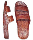 Pali - Hawaii Sandals 405 Brown Free Shipping Unisex  Soft Rubber Slip On Slide