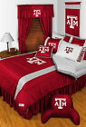 Texas A&M Comforter Sham & Pillowcase Twin Full Queen King Sidelines