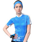 2015 New New Cycling Women girls Jersey Quick Dry Breathable Bike wear Size S-XL