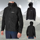 Berghaus Men's Voltage Gore-tex GTX Waterproof Active Jacket - Black - New
