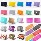 Matt Hard Case Cover Keyboard Skin For MacBook Air Pro 11 13 15 +Tracking Number