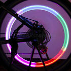 Bicycle Bike Features Light LED Signals Red Blue Green Yellow Rainbow colour