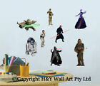 8 Pcs Star Wars Removable Wall Stickers Nursery Decor Art Decal Mural Boys Decor