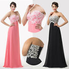 XMAS GIFT   Sexy Masquerade Homecoming Long Evening Prom Party Debut Gown Dress