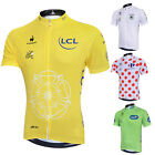 ◆ Quick-Wicking Cycling Sport Jersey Bicycle Wear Clothing Short Sleeves Shirt ◆