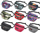 Eastpak Springer Travel Money Bum bag pouch waist belt fanny pack Holiday floral
