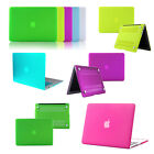 """Laptop Rubberized Hard Case Cover Shell for Macbook Air 11""""13""""/Pro 13""""15"""" inch"""