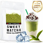 Sweet Matcha Green Tea Powder - Perfect mix to make Frappe / Latte