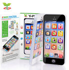 Mobile Toys Y-Phone Kid Baby Learning Study Educational Cellphone iPhone 5S 4S